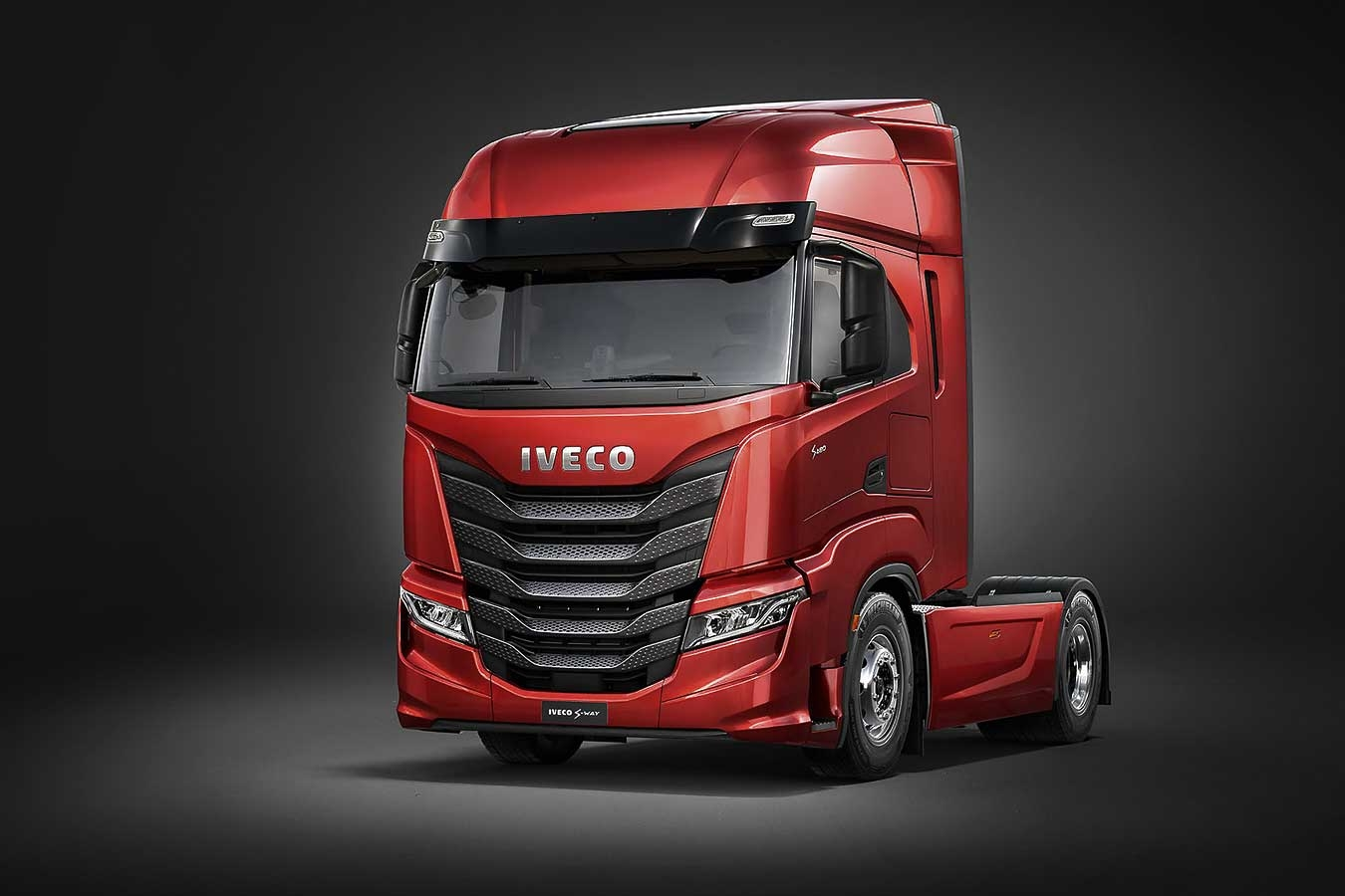 IVECO S-Way с престижна награда за дизайн