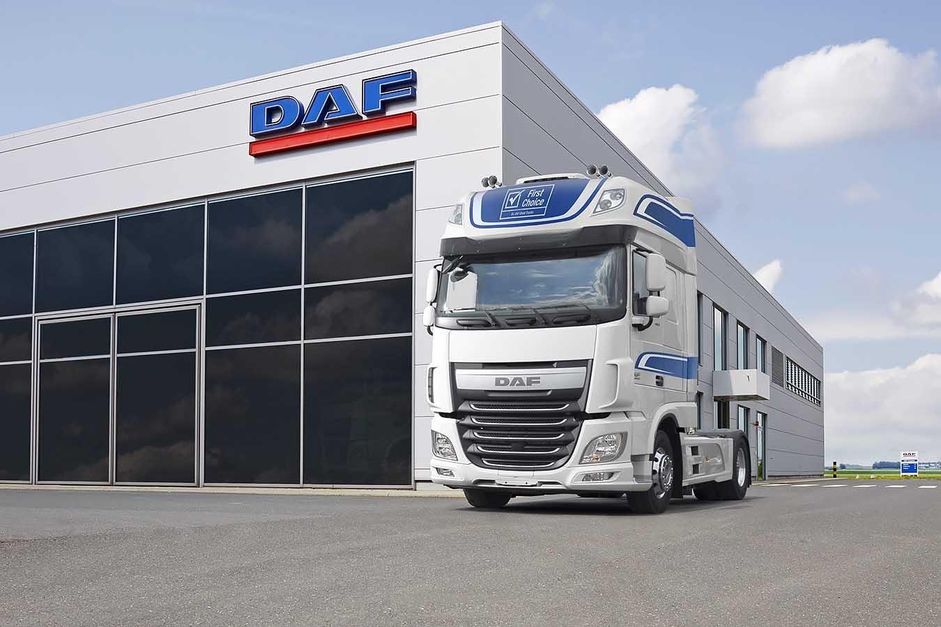 15 процента икономия на горивото с почти нови камиони DAF