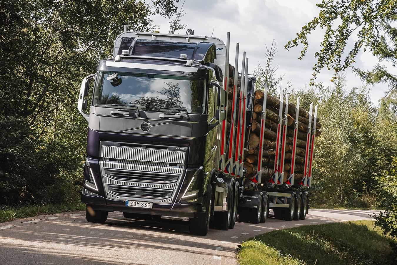 Volvo Trucks представя новия Volvo FH16