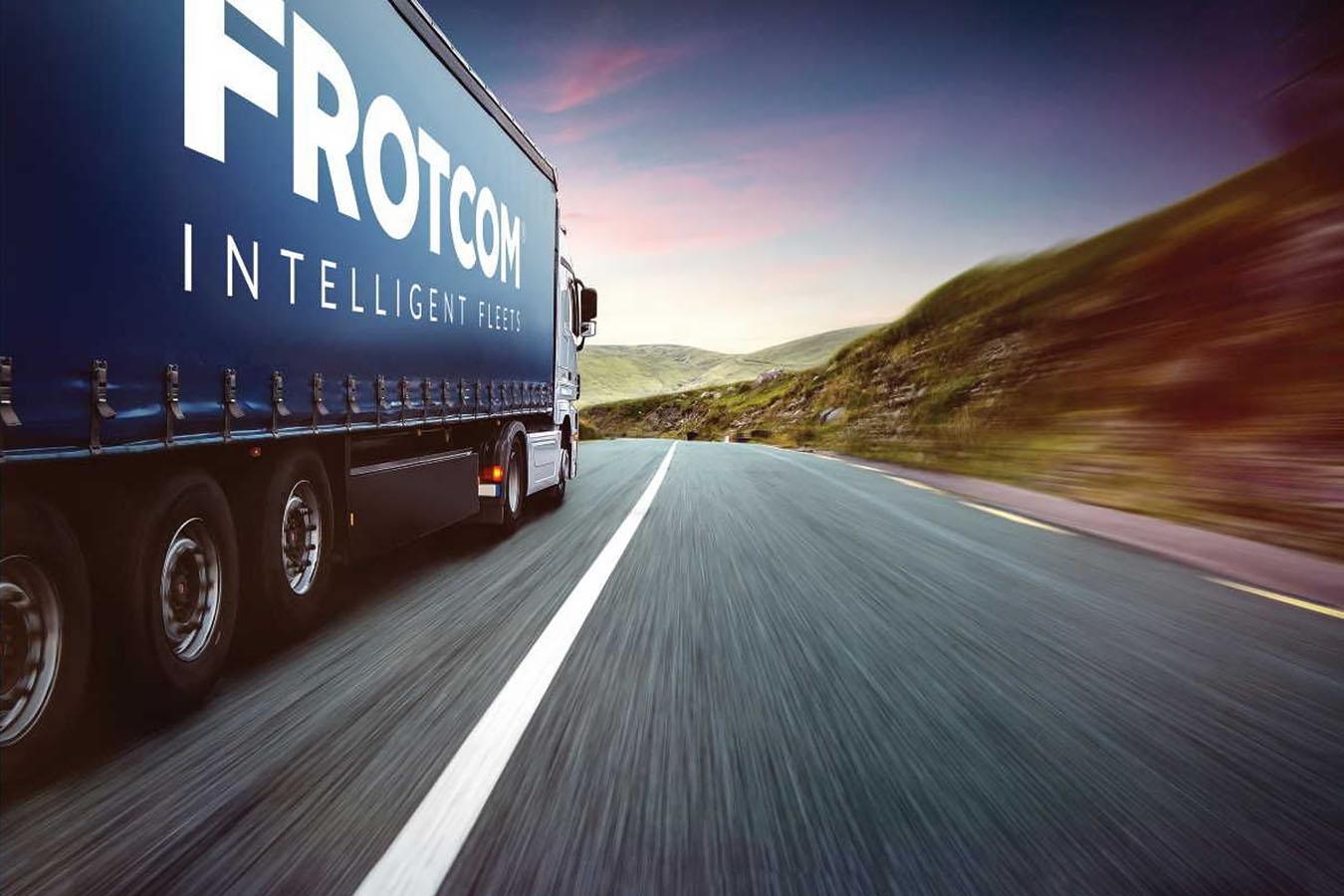 Frotcom облекчава бизнеса с телематика