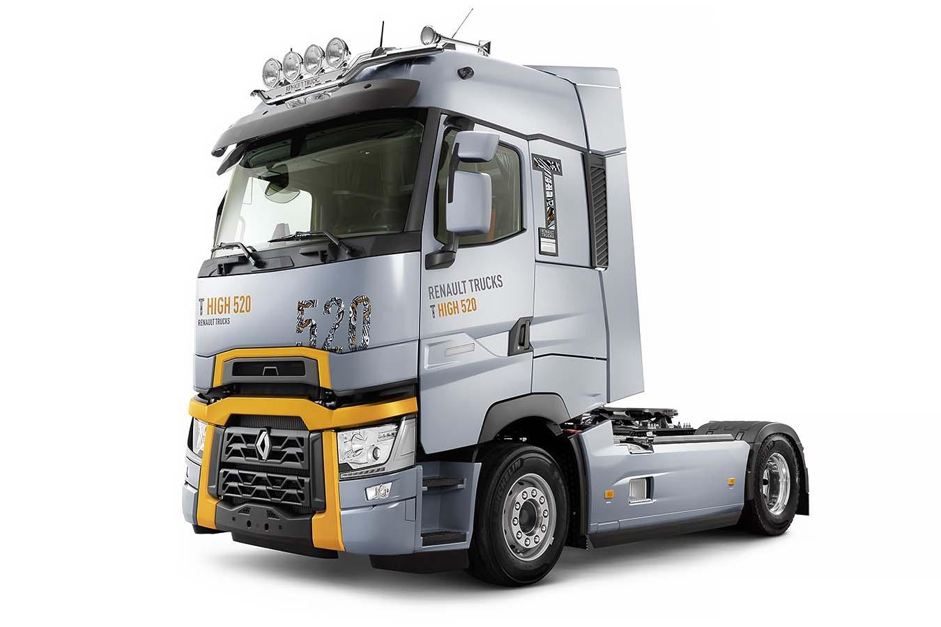 Renault Trucks обновява две от гамите си през 2020 г.